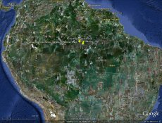 DESAFIO EXTREMO AMAZONIA - zona geográfica