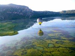 Sant Llorenç de Montgai: l'indret de les imatges de postal