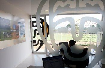 Interior oficina