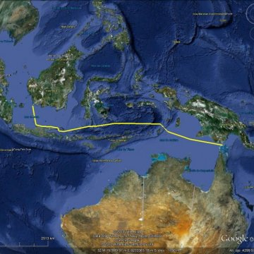 KT3D ETAPA 12 - INDONESIA