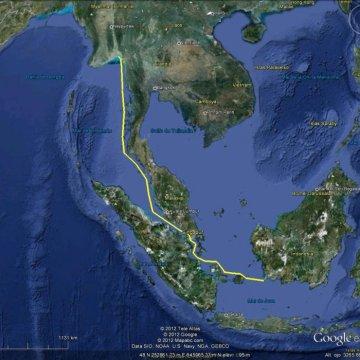 KT3D ETAPA 13 - SINGAPUR