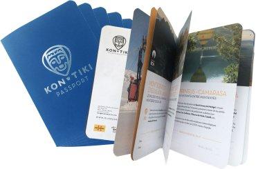 Abonament passaport