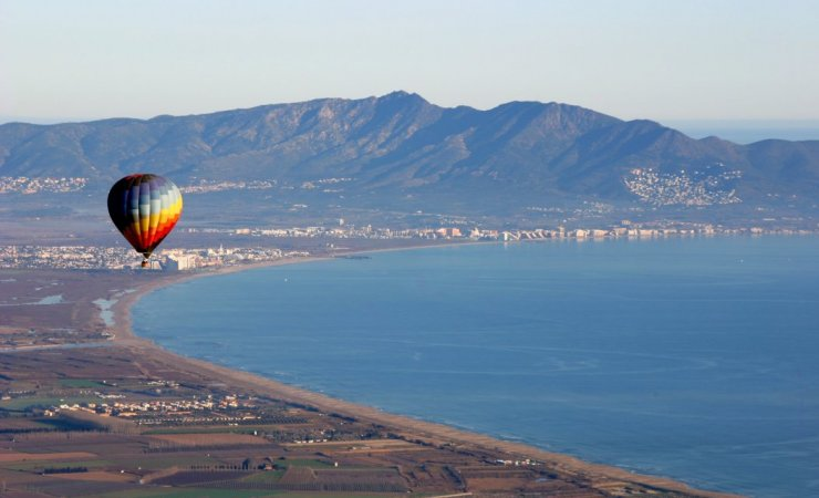 Zona de vol: Costa Brava (Alt Empordà - Girona)
