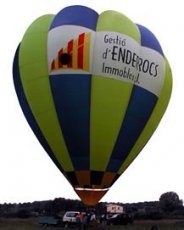 Advertising balloon - Enderrocs