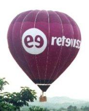 Advertising balloon - Retevisión