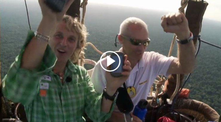 Desafio Extremo Amazonas amb Jesús Calleja