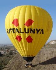 Globus publicitari - Catalunya Turisme