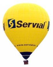 Globo publicitario - Servial