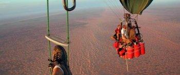 Expedición Turpial - Sahara