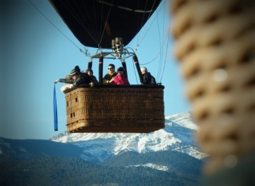 Globus Kontiki Ballooning Experience
