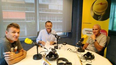 Entrevista Globus Kon-Tiki / Catalunya Ràdio