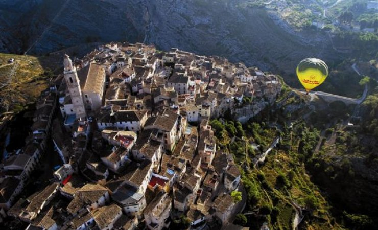 Valencia vuelos en globo para regalar - Viaje en globo valencia ...