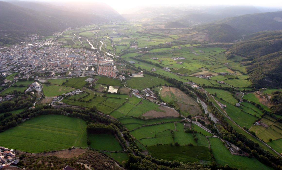 Flight zone: Pyreene - La Seu d'Urgell