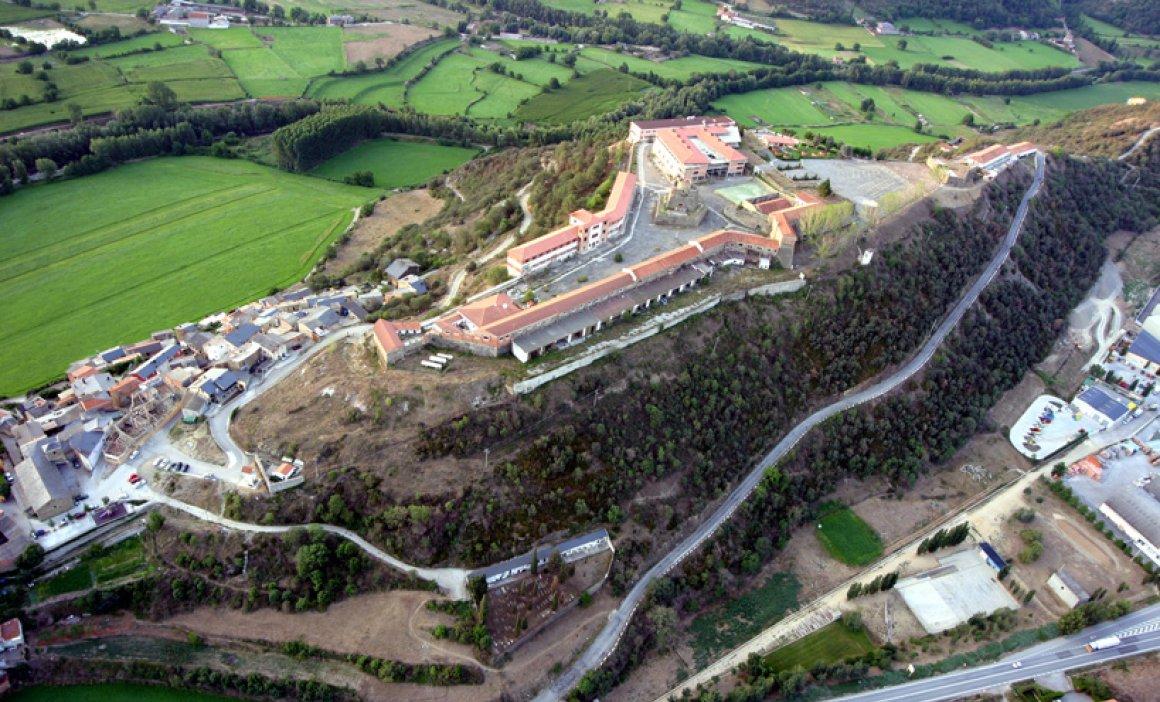 Flight zone: Pyreenes - La Seu d'Urgell