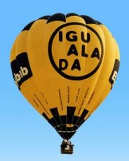 Advertising balloon - Baobab