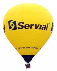 Advertising balloon - Servial