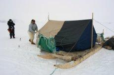 tenda trineu