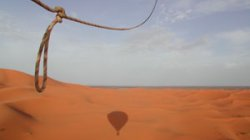 Ballooning in Morocco