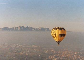 Fly zone Montserrat