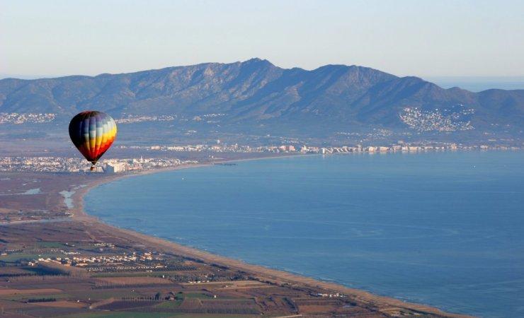 Flight zone: Costa Brava (Alt Empordà - Girona)