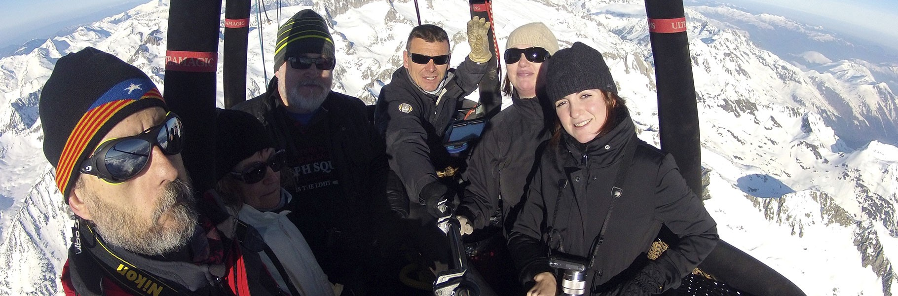 Travessa dels Pirineus en globus