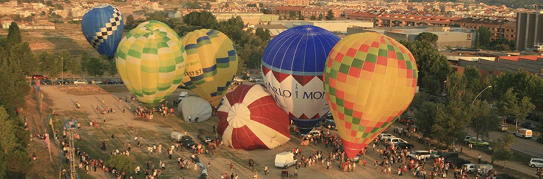 Especial European Balloon Festival
